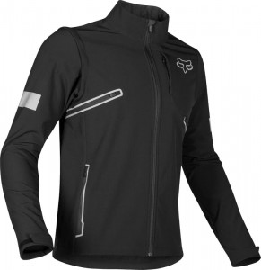 KURTKA FOX LEGION SOFTSHELL BLACK