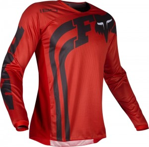 BLUZA FOX 180 COTA RED