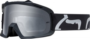 GOGLE FOX JUNIOR AIR SPACE RACE BLACK - SZYBA YOS