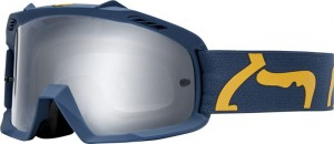 GOGLE FOX JUNIOR AIR SPACE RACE NAVY/YELLOW - YOS