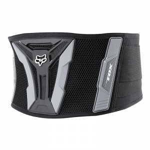 PAS NERKOWY FOX TURBO BELT BLACK/GREY ADULT OS