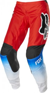 SPODNIE FOX LADY 180 FYCE BLUE/RED