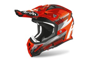 KASK AIROH AVIATOR 2.3 AMS2 NOVAK CHROME ORANGE