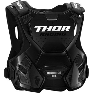 THOR Buzer MX ROOST CH/BK