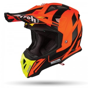 KASK AIROH AVIATOR 2.3 AMSS BIGGER ORANGE MATT B32