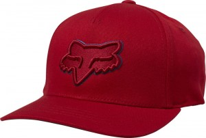CZAPKA Z DASZKIEM FOX JUNIOR EPICYCLE 110 SNAPBACK CHILI MX20