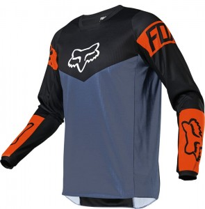 BLUZA FOX 180 REVN STEEL 21MX