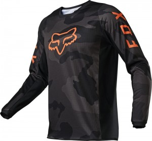BLUZA FOX 180 TREV CAMO 21MX
