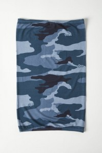 KOMIN FOX LEGION NECK GAITER BLUE CAMO