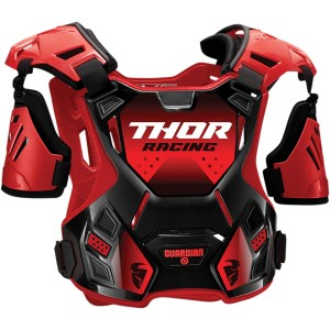 THOR Buzer YOUTH GUARDIAN S20 RD/BK