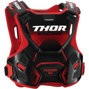 THOR Buzer MX ROOST RD/BK