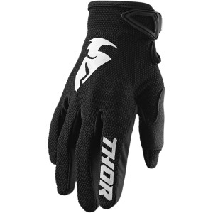THOR GLOVE S20 SECTOR BLK